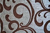 Обивочная ткань для мебели Летино браун