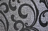 Мебельная ткань Летино блек
