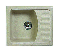 Мойка из искусственного камня Fosto 58x50 sga BIO с сушкой