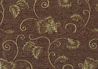 Мебельная ткань Стелла шоколад