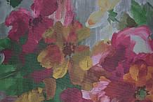 Мебельная принтовая ткань Серра 03