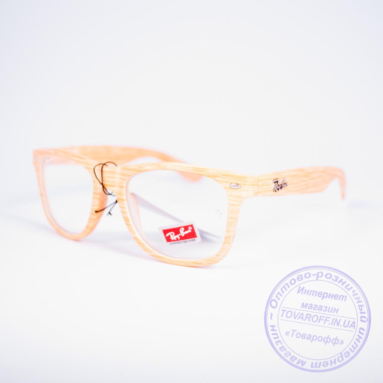Имиджевые очки унисекс Ray Ban Wayfarer - 9312