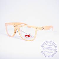 Имиджевые очки унисекс Ray Ban Wayfarer - 9312, фото 1