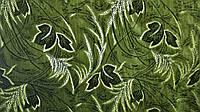 Мебельная ткань Шпигель лист олив.