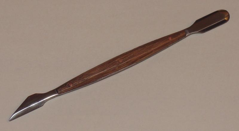 Лопатка (шайбер, пушер) для кутикулы ручная работа
