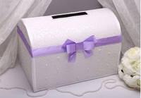 Казна для денег Purple bow