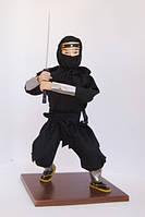 Японская кукла «Ниндзя»