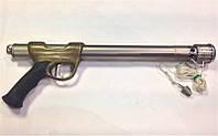 Подводное ружьё титановая зелинка Хлебникова Перун 400 мм титан