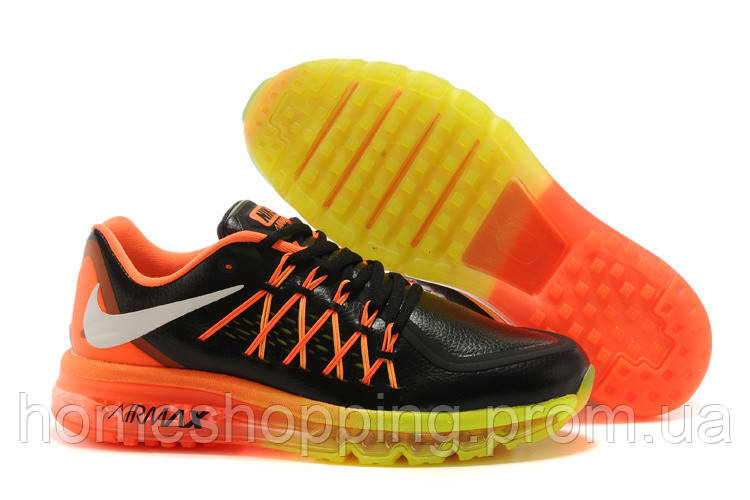 Мужские кроссовки Nike Аir Max 2015 leather