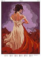 """""""Танец"""".  Схема для вышивки бисером"""