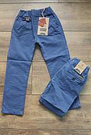 Катоновые брюки для мальчиков 98 рост