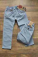 Катоновые брюки для мальчиков 98- 110 рост