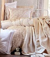 Постельное белье с покрывалом и пледом TIMELESS TOPRAK от Karaca Home