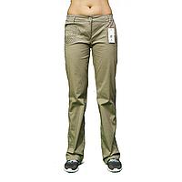 Женские стрейчевые брюки оливка оптом в Одессе ATP1008-3