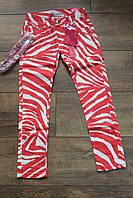 Стрейчевые катоновые брюки 6- 16 лет