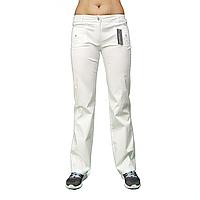 Белые женские стрейчевые брюки интернет магазин ATP1008-4