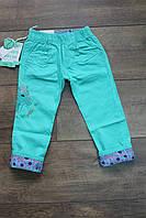 Стрейчевые катоновые брюки. 1 год.