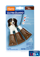 Hartz (Харц) Краплі 3в1 для собак від бліх, кліщів і комарів (понад 27кг)
