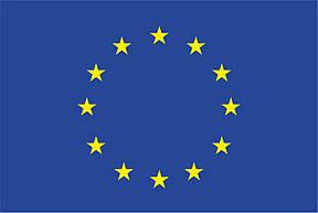 Флаг Евросоюза (Вышивка) - (1м*1.5м), фото 3