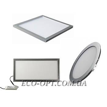 Светодиодные панели, светильники