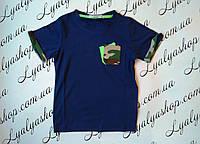Футболка для мальчика р.98-128 Crossfire купить детские футболки оптом