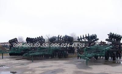 Дисковая борона Солоха БГР-4.2, БГР-6.7, БГР-9.3