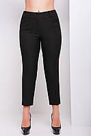 Женские брюки укороченные  Кейт большие размеры
