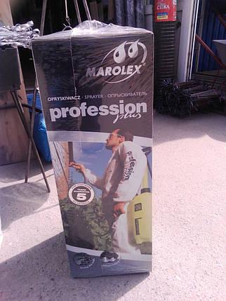 Опрыскиватель MAROLEX PROFESSION PLUS 12 л. для побелки (В УПАКОВКЕ), фото 2