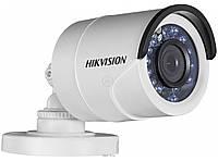 1 Мп Turbo HD видеокамера DS-2CE16C0T-IR 3.6 мм