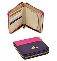 Кожаный квадратный кошелек Bretton