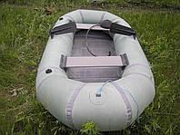 Лодка Лисичанка двухместная, ОРИГИНАЛ, 2015 года выпуска