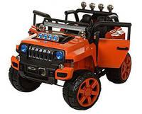 Детский электромобиль Hummer Оранжевый