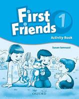 First Friends 1 Activity Book (Рабочая тетрадь/зошит)