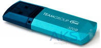 Флешка USB Team 32GB C153 USB 2.0 (TC15332GL01) Blue