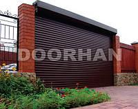 Рольворота алюминиевые DoorHan