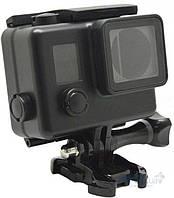 Aksline Подводный бокс черный для GoPro HERO3+/HERO4 Replacement HD Housing