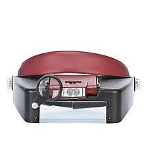 Бинокуляр Magnifier 81007A 10х, фото 2