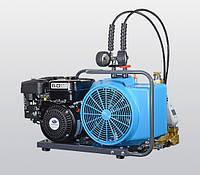 Переносной компрессор для дайвинга бензиновый Bauer Junior II + auto 100  автоматич.