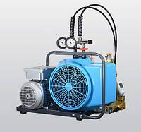 Электрические компрессоры высокого давления Bauer Junior II W (двигатель переменного тока)+ auto