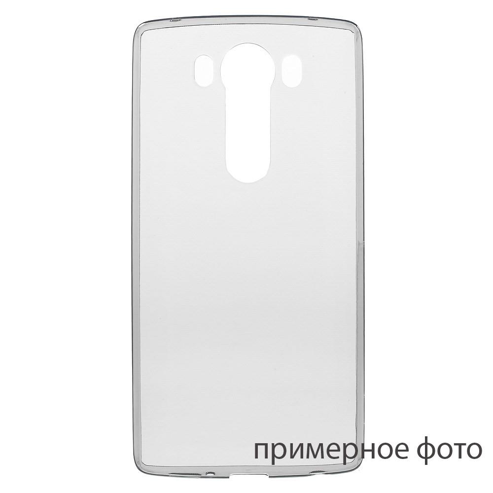 Чехол накладка силиконовый TPU Remax 0.2 мм для LG L70 D325 серый