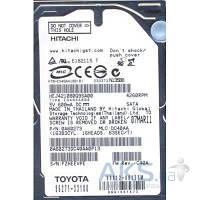 """Жесткий диск для ноутбука Hitachi 2.5"""" 80GB (HEJ421080G9AT00)"""