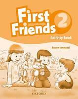 First Friends 2 Activity Book (Рабочая тетрадь/зошит)