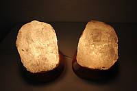Соляная лампа Скала до 1 кг
