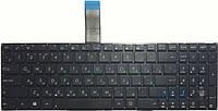 Клавиатура для ноутбука Asus X501, X550, X552, X750 series rus, без фрейма, с креплениями (0KNB0-610ARU00) Black