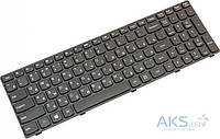 Клавиатура для ноутбука Lenovo G500, G505, G510, G700, G710, rus, (25-210902) Black