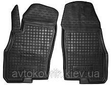 Поліуретанові передні килимки в салон Fiat Punto III 2005- (AVTO-GUMM)
