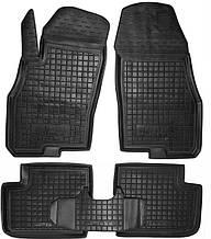 Поліуретанові килимки в салон Fiat Punto III 2005- (AVTO-GUMM)