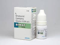 Средство для роста ресниц Бимат (Bimat  Bimatoprost),3 мл