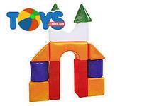 Детские кубики «Конструктор Городок мини»