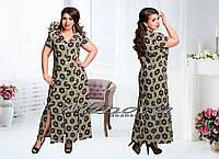 """Платье в интернет магазине напрямую """"Халат"""" №7713"""
